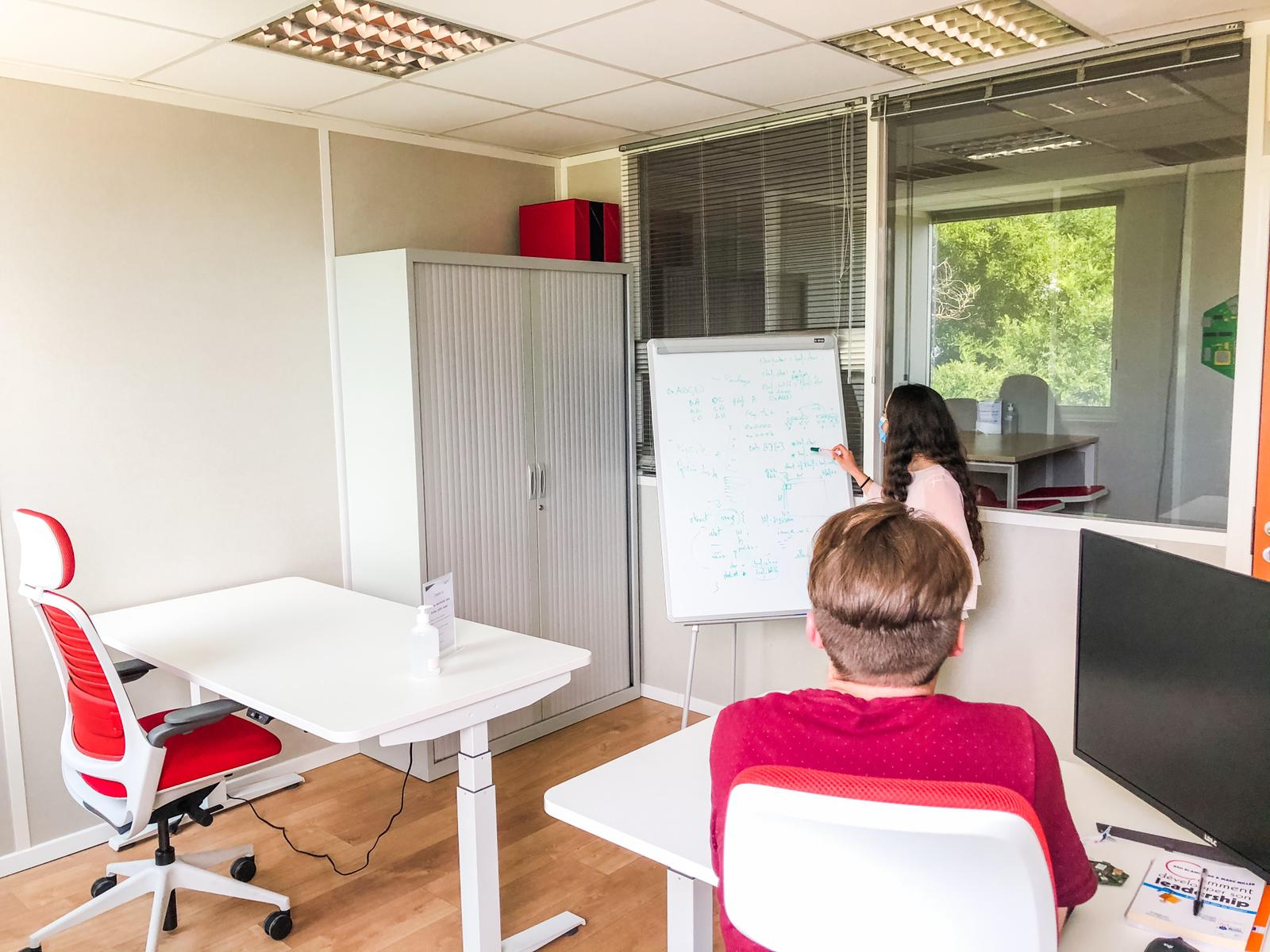 Locaux Wiifor - Bureau