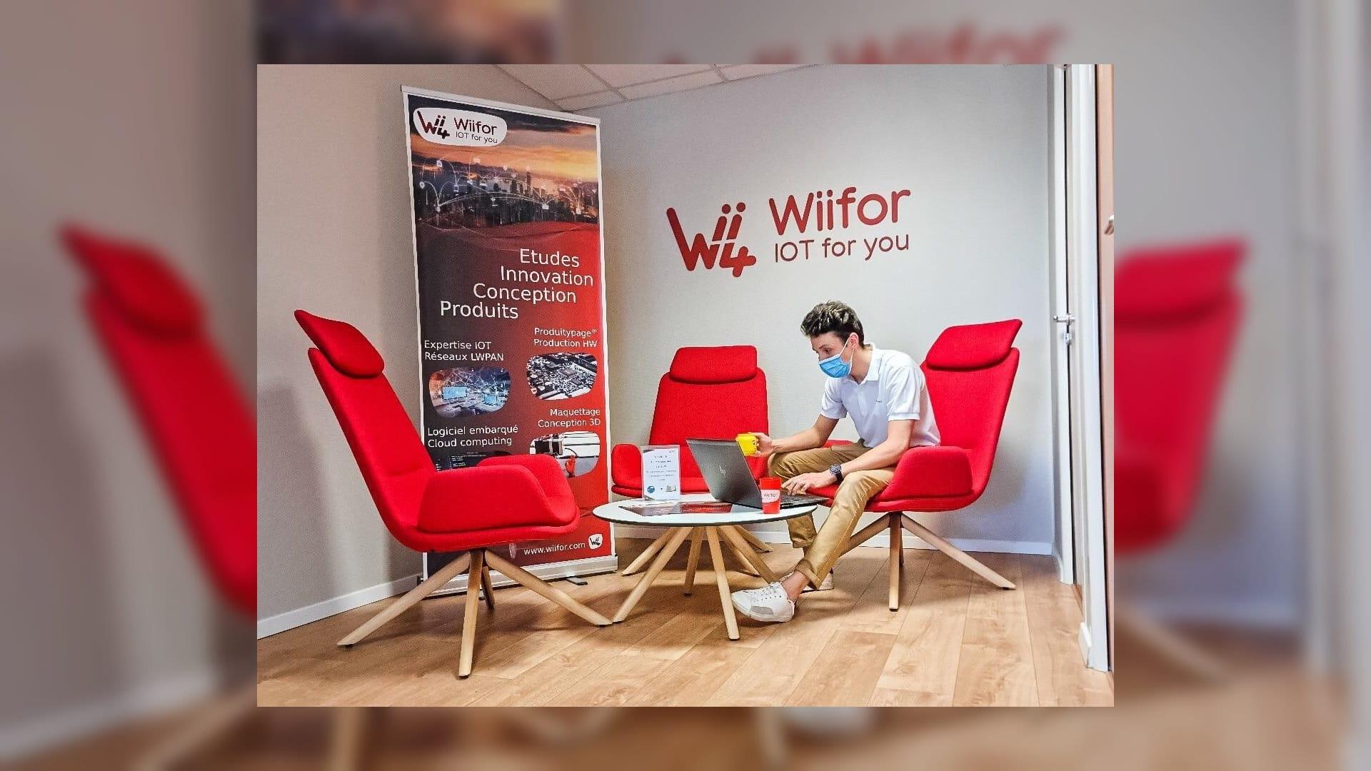 Wiifor ouvre les portes de ses nouveaux locaux